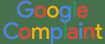 Google Complaint