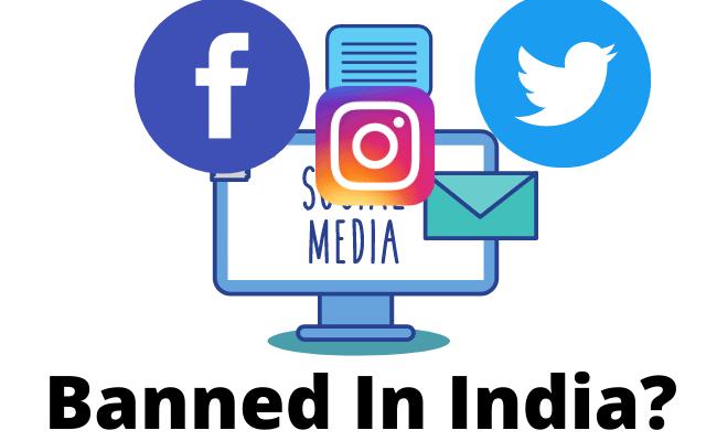 Instagram ban in India