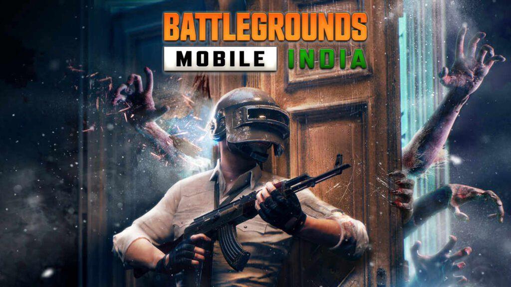 Battlegrounds Mobile app